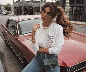 fashion, car, and style image