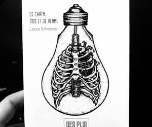 artist, bulb, and illustration image