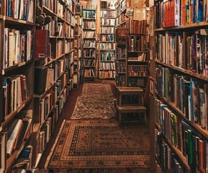 antique, edinburgh, and bookshop image