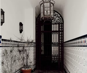 design, hallway, and interior image