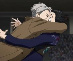 yuri, yuri!!! on ice, and yuri on ice image