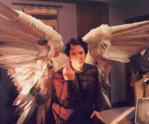 alan rickman, dogma, and angel image
