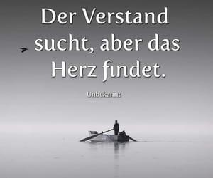 deutsch, herz, and zitate image