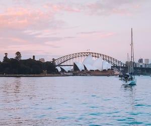 australia, Sydney, and sydney opera house image
