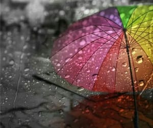 april, days, and rainy image