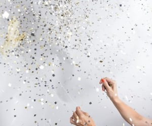 confetti, fiesta, and fun image