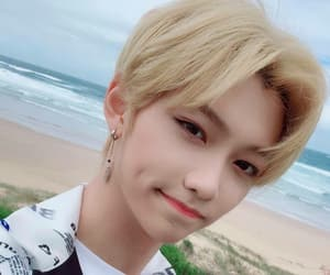 stray kids, felix, and lee felix image