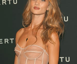 beauty, fashion, and rosie huntington-whiteley image