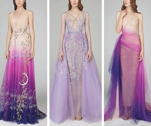Couture, dresses, and goddess image