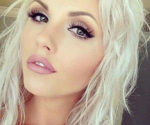 blondie, make up, and lisptick image