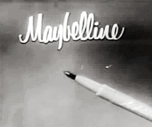 60s, lipstick, and Maybelline image