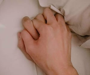 couple and holding hands image