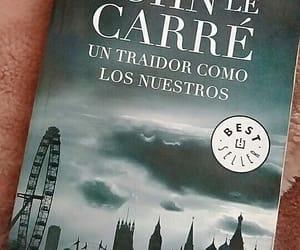 book, john le carré, and libro image