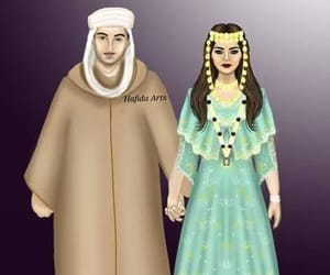 Algeria, traditional clothes, and naili image