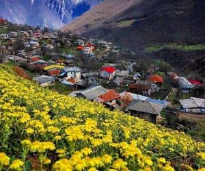 iran, nature, and beautiful landscape image