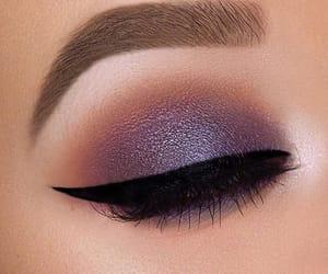 beautiful, eyeliner, and smokey image