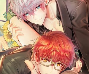 unknown, mystic messenger, and 707 image