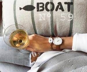 boat, montre, and code image
