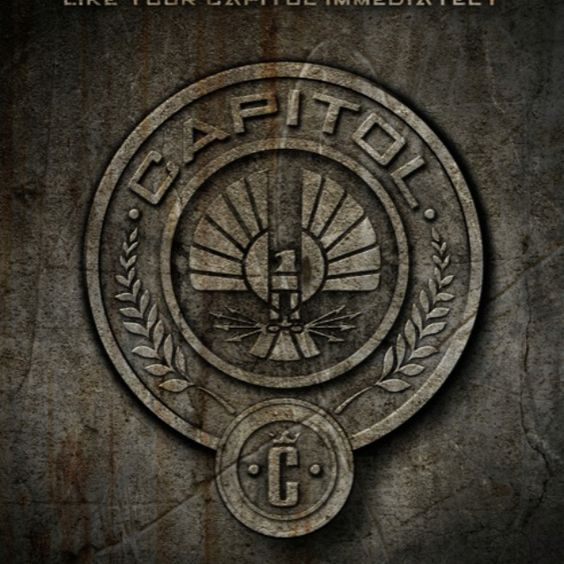 article, hunger games, and the capitol image