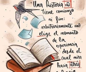 vida, historia, and frases español image