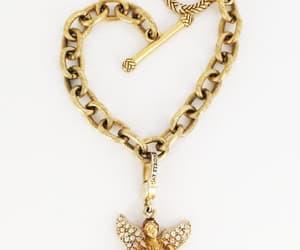 charm bracelet, etsy, and glitter image