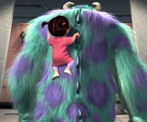 disney, monsters inc, and movie image