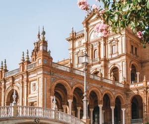 travel, city, and spain image