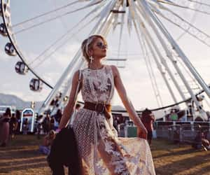 coachella, tumblr, and festival image