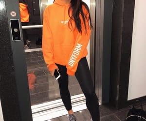 black, girl, and sweatshirt image