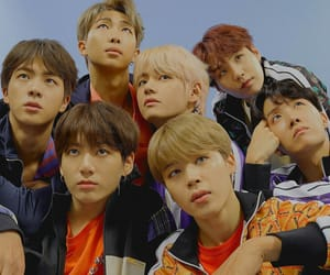 asian, idol, and bts image
