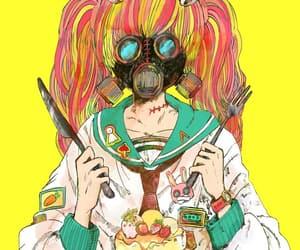 girl, 穂竹 藤丸, and illustration image