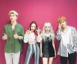 kpop, jiwoo, and somin image