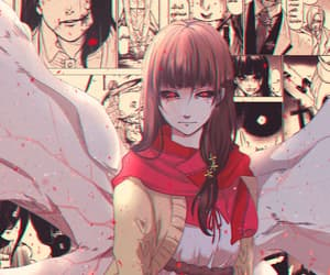 anime, tokyoghoul, and art image