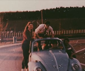 friends, car, and Road Trip image