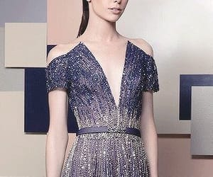 azul, dress, and sparkly image