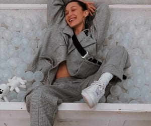 bella hadid, fashion, and aesthetic image