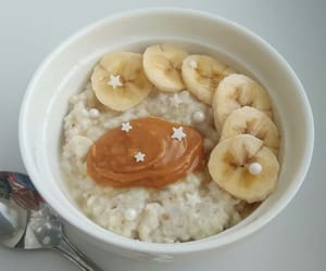 banana, breakfast, and yummy image