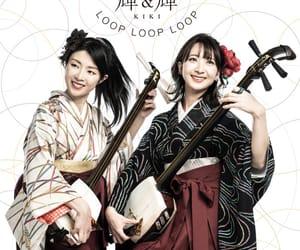 japan, shamisen, and japanese image