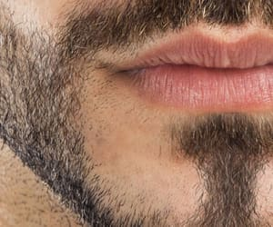 hair, HAIR LOSS, and mustache image