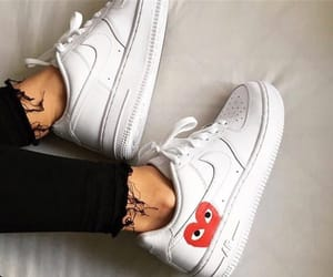 air, nike, and heart image