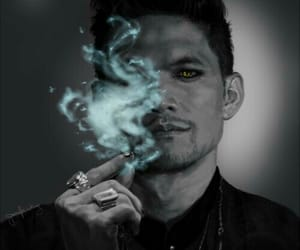 wizzard, themortalinstruments, and magnusbane image