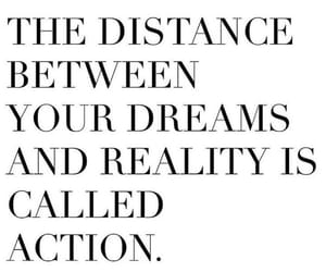 Action, dreaming, and inspiration image