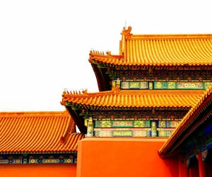 architecture, beijing, and china image