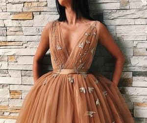 evening dresses, Prom, and prom dresses image