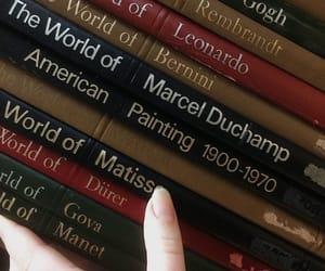 arts, bookstore, and art books image