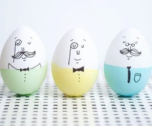 easter, egg, and easter eggs image