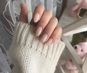 beautiful, long nails, and nail image