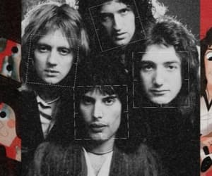 Freddie Mercury, header, and Queen image
