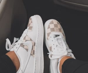 sneakers, fashion, and white image