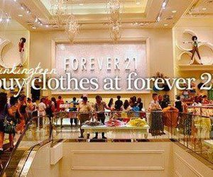fashion, clothes, and forever 21 image